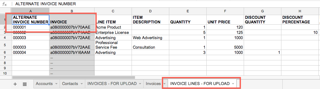 Invoice Price Calculator Pdf Migrating Invoices From An External System To Payment Center  Parking Receipt Generator with Proforma Invoice Pdf Excel  Invoices Worksheet Screen Shot  At  Pm Microsoft Free Invoice Template Word